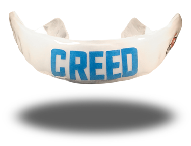 Adonis Creed custom mouthguard