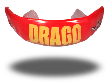 Viktor Drago custom mouth guard