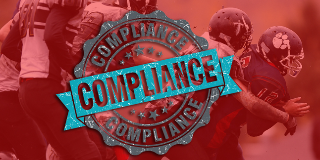 Athletic Equipment: How Do You Guarantee Your Players Are Compliant?