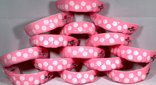 Breast Cancer Awareness mouthguards
