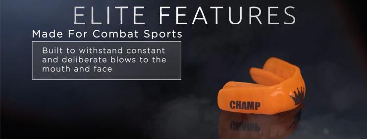 MMA mouthguard