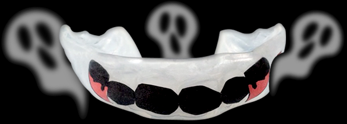 It May Be Spooky Season, But There's No Reason To Fear Custom Mouthguards