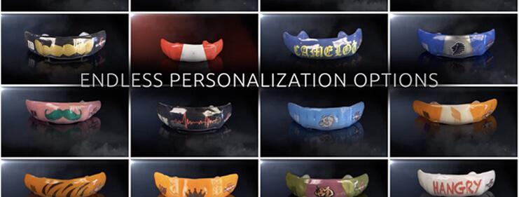 personalized mouthguard
